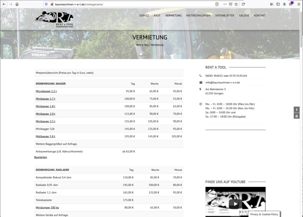 Arbeitsprobe Webpage Rent a Tool 06 1007x720 - Website-Relaunch