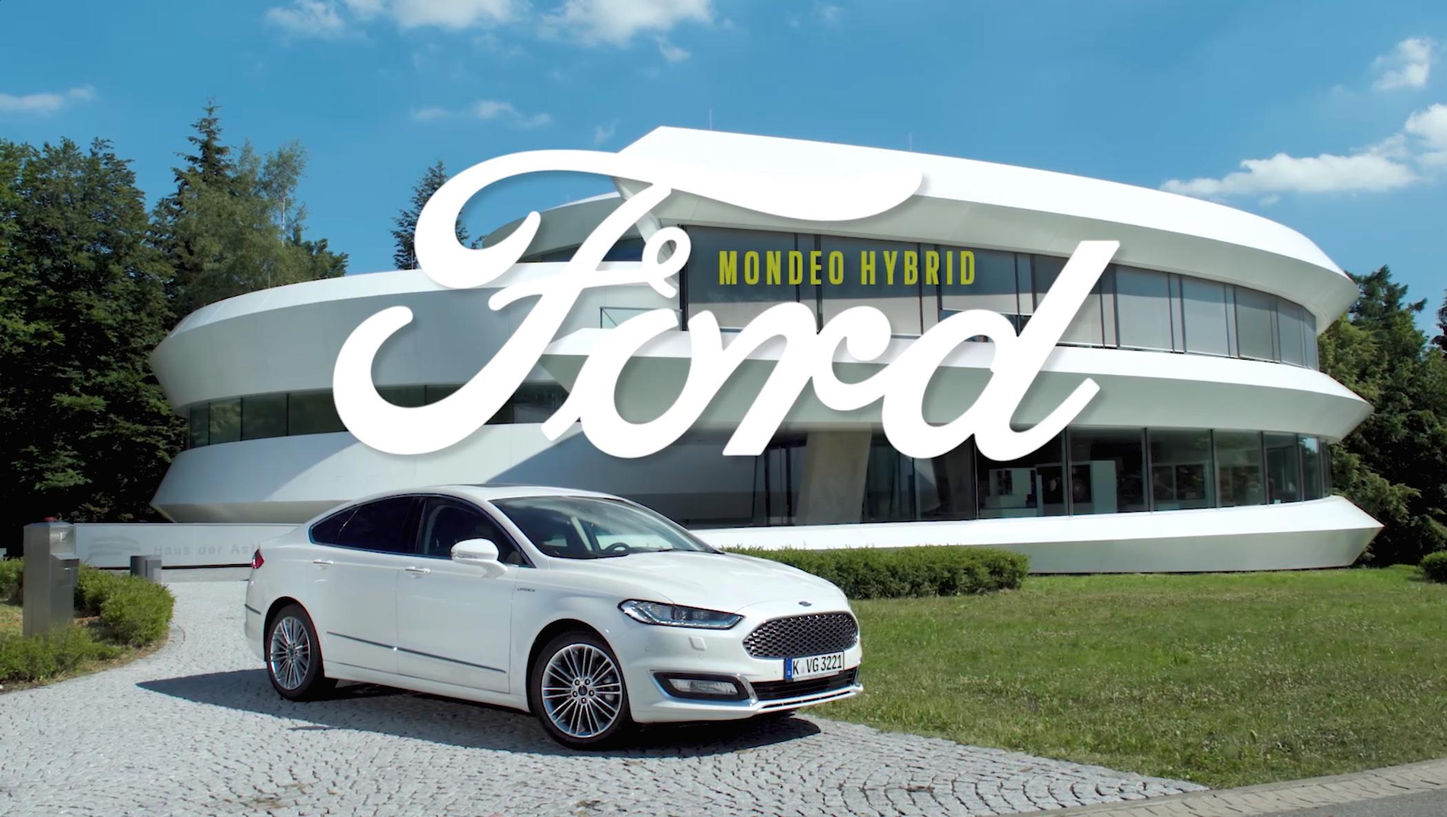 Ford ModeoHybrid Vignale 06 2018 - werbung