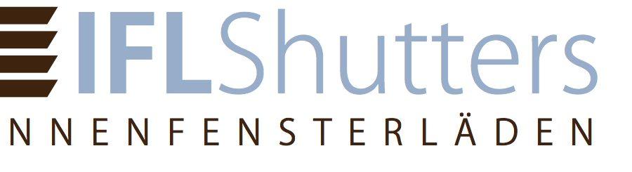 Logoentwicklung für IFL Shutters