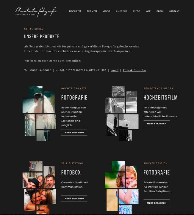 Projekt amatustra Webpage 03 Angebot WebDesign 652x720 - webdesign